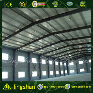 Steel Structure Modern Workshop Building pictures & photos