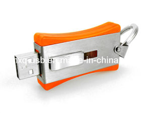 Push and Pull USB Flash Drive (HXQ-PS002)