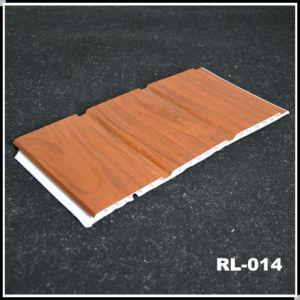 30cm for India Wood Grain Laminated PVC Wall Panel (RL-014)