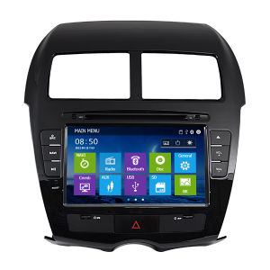 Car Radio DVD Navigation GPS for Mitsubish Asx (IY8088)
