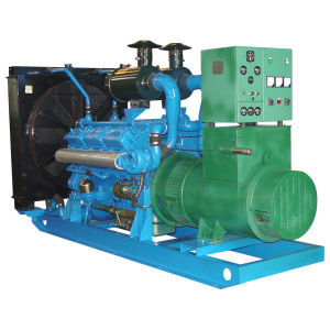 150kw Open Diesel Generator with Shanghai Engine (SP-206) pictures & photos
