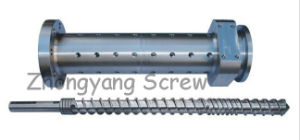 Screw and Barrel for Rubber Machine pictures & photos