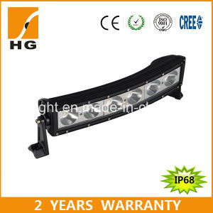off Road Auto Lighting Curved LED Light Bar pictures & photos