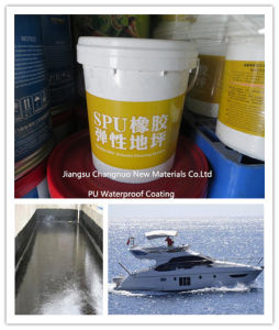 Single Component Polyurethane Liquid Waterproofing Coating Material pictures & photos