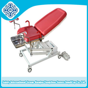 Hospital Use Gynecology Obstetric Bed or Chair pictures & photos
