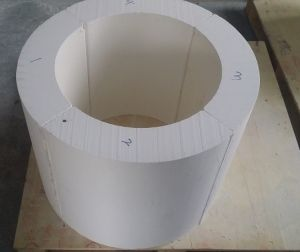 Calcium Silicate (Calsil) Pipe & Block Insulation pictures & photos