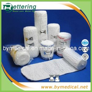 Medical Elastic Crepe Bandages pictures & photos
