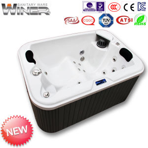 Freestanding Two Persons Hot Tub with CE Approved