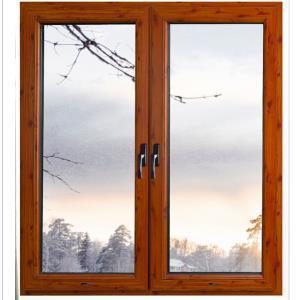 Double Thermal Break Swing Aluminium Glass Window Aluminium Casement Window pictures & photos