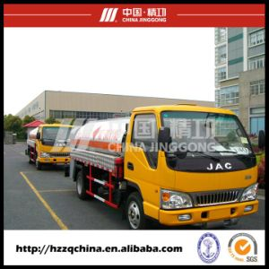 4000ljacfuel Tank Transportation (HZZ5060GJY) for Buyers pictures & photos