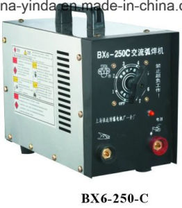 250AMP Portable Stainless Body AC Arc Welding Machine pictures & photos