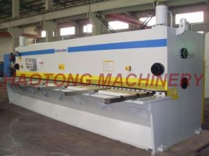 Guillotine Shear (Hydraulic shearing machine)