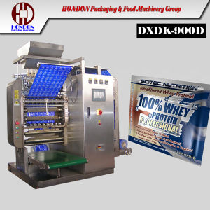 Automatic Multi-Line Four Sides Sealing Packaging Machine pictures & photos