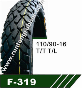 Cheap Motorcycle Tube Tyre Price 110/90-16 pictures & photos
