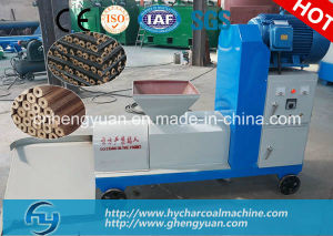 Low Cost Briquette Machine for Wood Sawdust pictures & photos