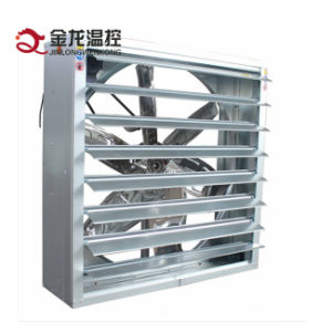 China Swung Drop Hammer Exhaust Fan for Poultry and Greenhouse pictures & photos
