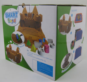 New Educational Toy DIY Play Smart Kinetic Sand pictures & photos