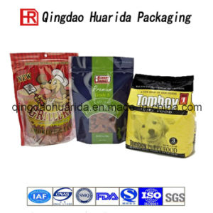 Flexible Plastic Bag Pet Food Mask/Aluminium Plastic Bag pictures & photos