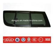 Auto Glass Sliding Glass for Toyota Hiace Rh200 pictures & photos