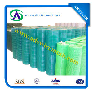 1/2′′x16ga. PVC Welded Wire Mesh (export to Amercia) pictures & photos