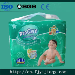 2017 Hot Selling Ultra Thin Good Quality Sleepy Wholesale Disposable Baby Diaper (Manufacturer) pictures & photos