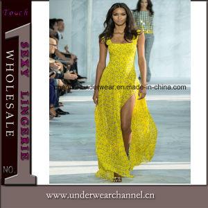 2015 New Design Women Prom Dress (TMK546) pictures & photos