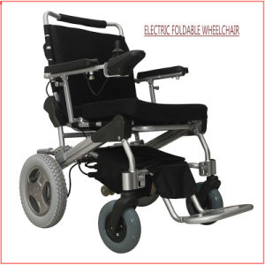 Golden Motor 24V 250W Power Wheelchair pictures & photos
