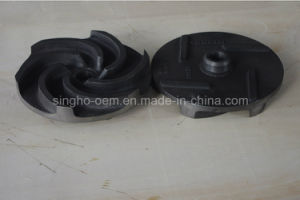 Sand Casting Iron Oilfield Pump Impeller
