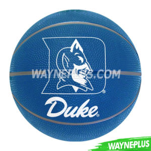 Customized Size 7 Top Quality Cheap Price Rubber Basketball pictures & photos