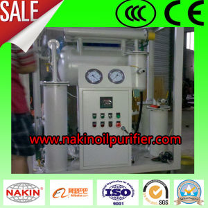 China Manufacturer High Vacuum Oil Purification Plant Transformer Oil Purifier pictures & photos