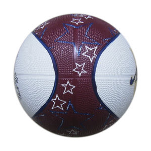 Hot Sell Colorful Printed Youth Mini Basketball pictures & photos