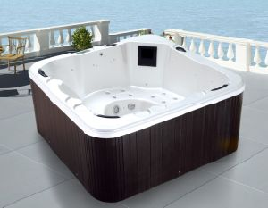 2 Meter Outdoor SPA Jacuzzi Hot Tub for 5 Persons with USA Balboa Control System (M-3352) pictures & photos