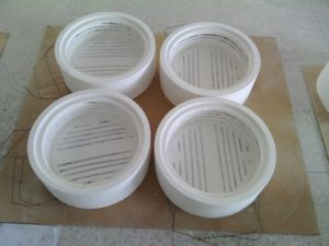 1200c Ceramic Fiber Tube Type Chamber pictures & photos