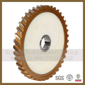 Low Weight, Safe Operation Diamond Milling Wheel for Polishing, for Grinding pictures & photos