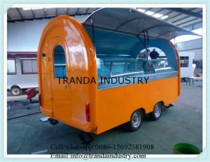 Factory Directly Franch Standard Mobile Car pictures & photos