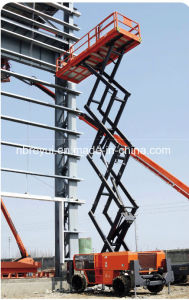 Cross-Country Scissors Aerial Working Platform pictures & photos