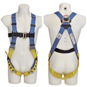 Full Body Adjustable Safety Harness (JE115020) pictures & photos