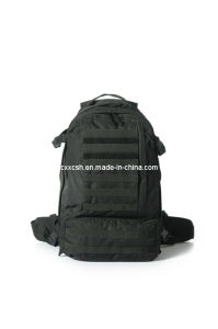 Black Army Backpack pictures & photos