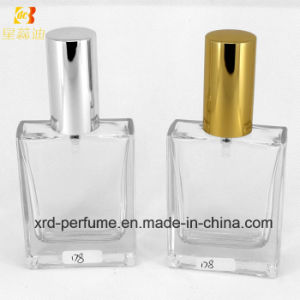 50ml Glass Material Refillable Perfume Atomizer pictures & photos