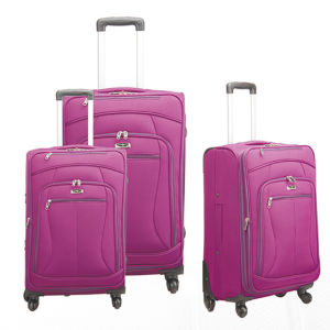 Polyester Trolley Case with Good Quality pictures & photos