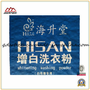 Plastic Packaging PP Woven Bag for Washing Powder pictures & photos