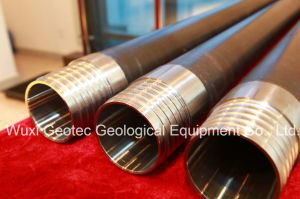 Drill Rod (AQ BQ NQ HQ PQ HRQ HWT NT HT PT drill rods) pictures & photos