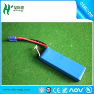 2200mAh 25c High Rate Lithium Battery for Car Jump Starter pictures & photos
