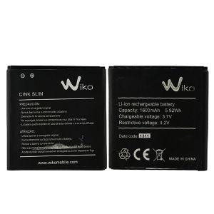 Original Lithium Lon Battery for Wiko Cink Slim pictures & photos