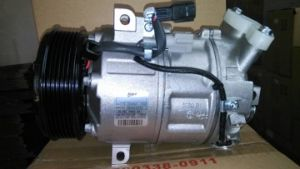 Auto A/C Compressor for Nissan Zexel Compressor pictures & photos