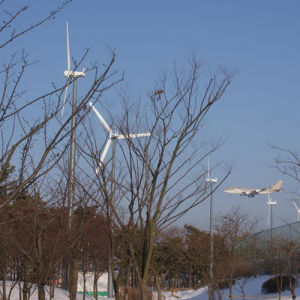 20kw Permanent Magnet Wind Turbine Generator for Wind Farm