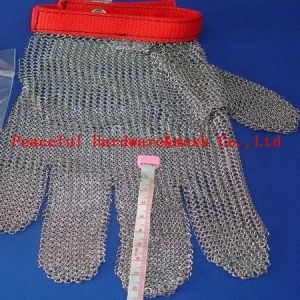 Stainless Steel Glove for Protection pictures & photos