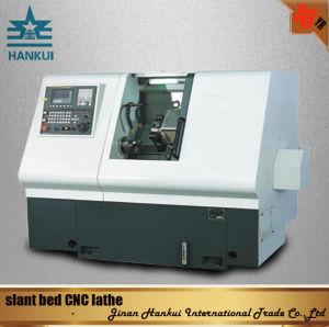 Ck-63L Hot Sale Low Price Slant Bed CNC Lathe Machine pictures & photos