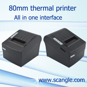 Thermal Receipt Printer with All in One Interface pictures & photos