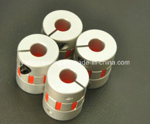 CNC Flexible Jaw Spider Plum Coupling Shaft Coupler 8X8mm D25L30 pictures & photos